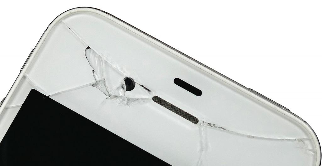 Displayschäden sind die häufigsten Schäden am Smartphone