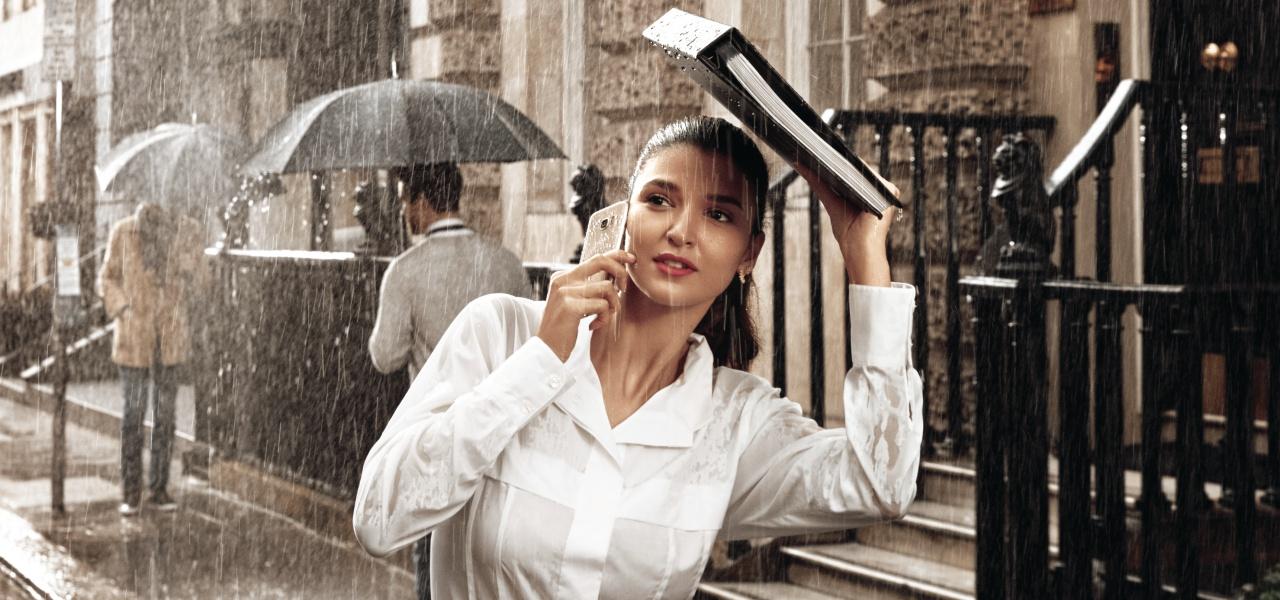Samsung Galaxy S7 Wasserschutz