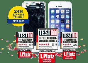 24h Express Austausch Handyversicherung Österreich