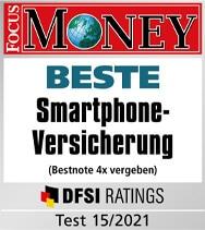 Wertgarantie beste Smartphone Versicherung